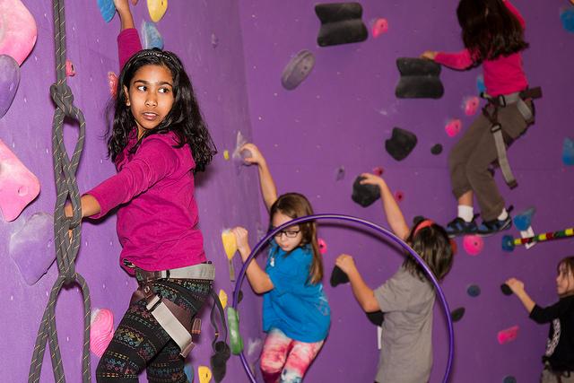 VA_Climbing Homeschool