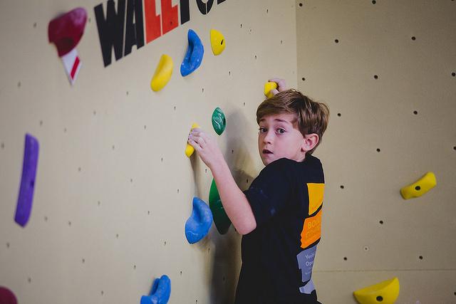VA- Youth Climber