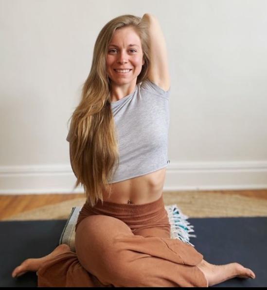 Yoga with Meredith