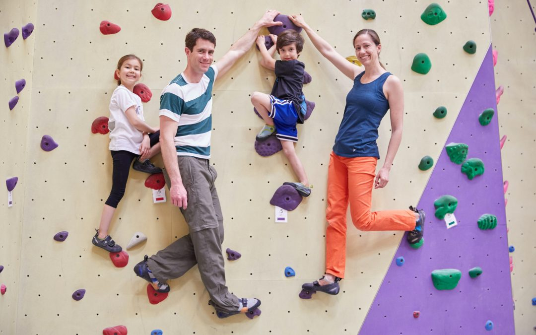 5 Reasons My Kids Rock Climb