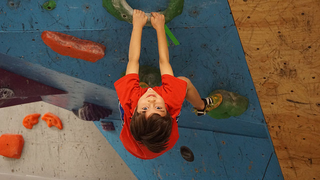 Your Child is a Climber and You're Not (Yet) – Now What?