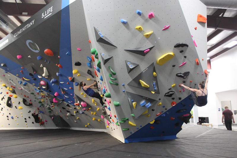 Climb Nittany Climbers